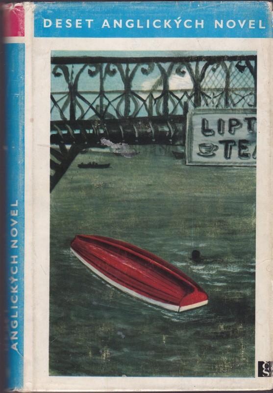 10 anglických novel - Hardy Samson Coppard la Mare - Knihy