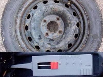 Letní pneumatika Continental Contact CT22 175/65 R14 82+ráfek 4x108