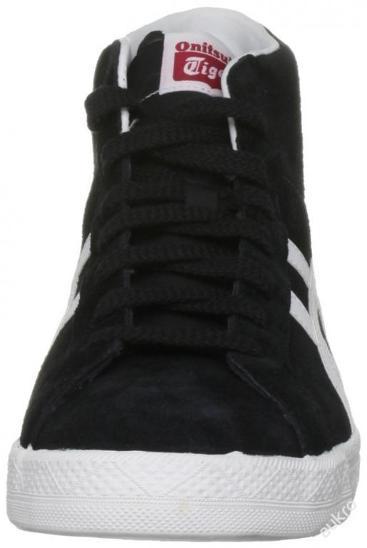 Kožené ASICS Unisex Fabre, velikosti UK 8 + UK 9 - Pánské boty