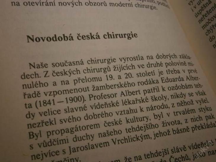 Jaroslav Procházka: Ze vzpomínek chirurga - Knihy
