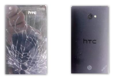 Mobil HTC WindowsPhone8x 2j.1,5GHz, 1GB  16GB plně funkční jen pavouk