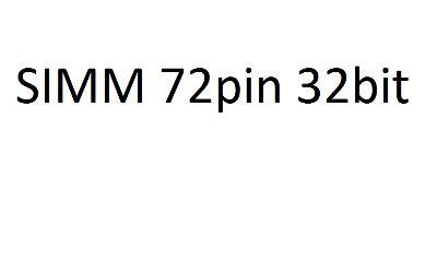 Sběratelské SIMM 72PIN 32bit 16MB EDO pro náročné sběratele