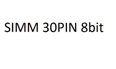 Sběratelské SIMM 30PIN 8bit 256kB pro náročné sb.