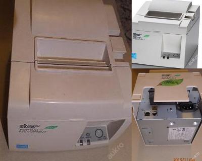 Bílá pokladní termotiskárna STAR TSP100 ECO USB !!