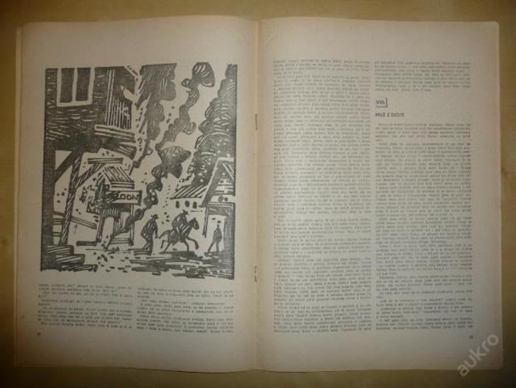 Časopis - DODOKAPS - č. 2./1990 - Krvavá dáma - Knihy