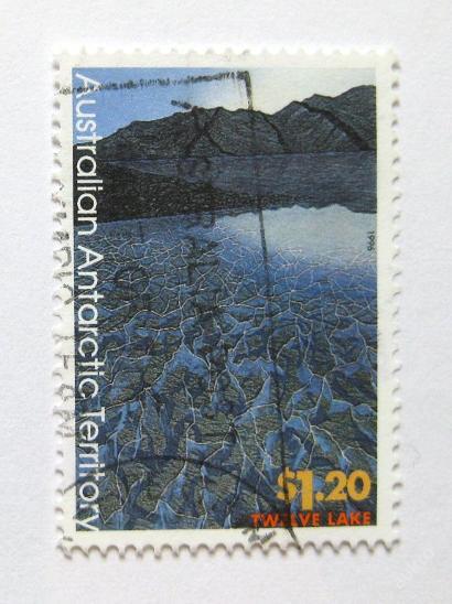 A.A.T 1996 Twelve Lake Sc# L101 0107 - Filatelie