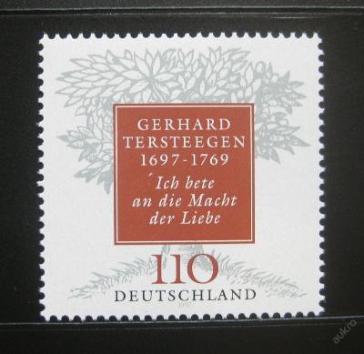 Německo 1997 Gerhard Tersteegen Mi# 1961 0259