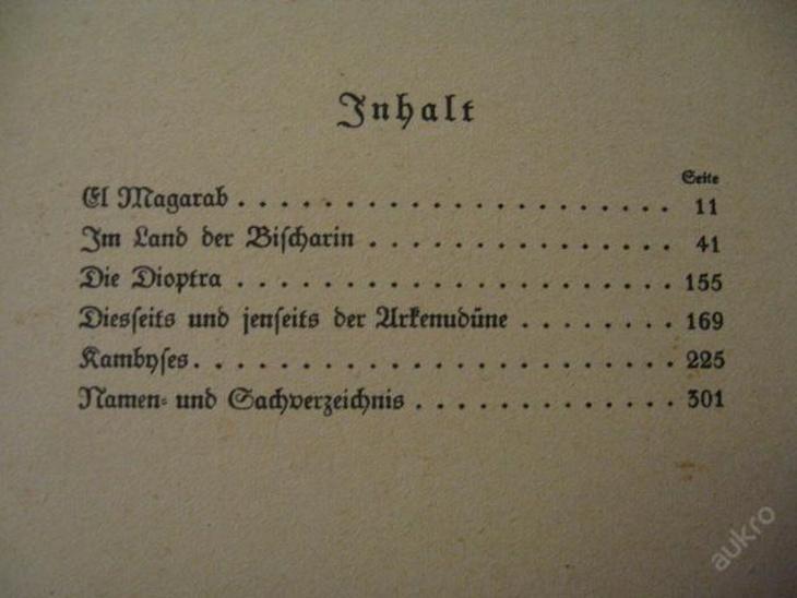 WEENAK - DIE KARAWANE RUFT  VON DER ESCH  1943 - Knihy