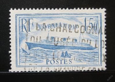 Francie 1936 S. S. Normandie Mi# 316 12€ 0462