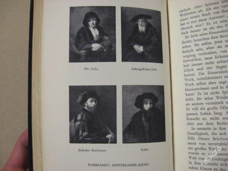 SPINOZA Eines Geistigen Helden Kayser R. 1932 Wien - Knihy