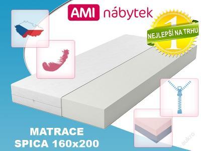 Pěnová matrace SPICA 160x200 SKVĚLÁ CENA!