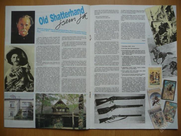 Časopis - JUNÁK - číslo 4 z února roku 1992 - Vojenské