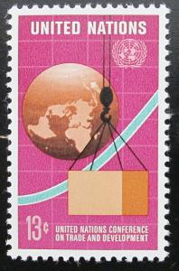 OSN New York 1976 Konference UNCTAD Mi# 295 1189