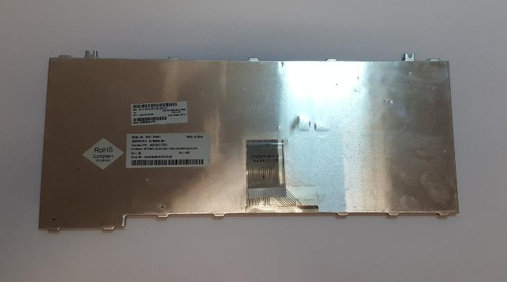 Klávesnice NSK- TAB01 z Toshiba Satellite A205 - Notebooky, příslušenství