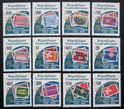 SAR 2005 Výročí Evropa CEPT Mi# 2913-24 21€ 0441