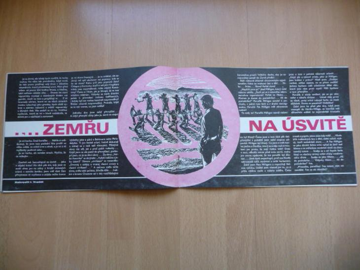 Časopis - OHNÍČEK - ročník XX.- č.11. z roku 1970 - Časopisy