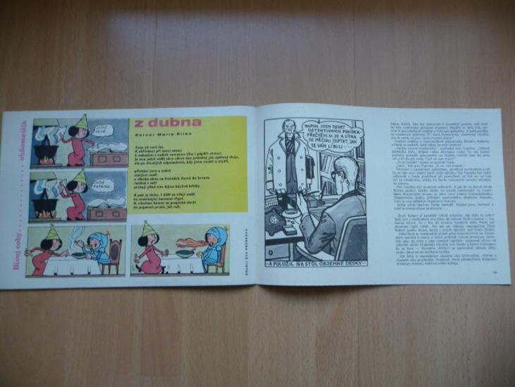Časopis - OHNÍČEK - ročník XX.- č.16. z roku 1970 - Časopisy