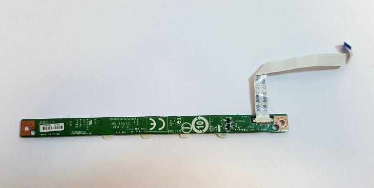 Multimediální lišta z Notebooku MSI MS-16G5 - Notebooky, příslušenství