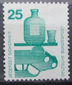 Německo 1971 Prevence nehod Mi# 697 A 0416
