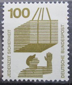 Německo 1972 Prevence nehod Mi# 702 A 0416