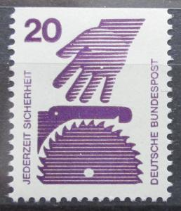 Německo 1974 Prevence nehod Mi# 696 C 0422