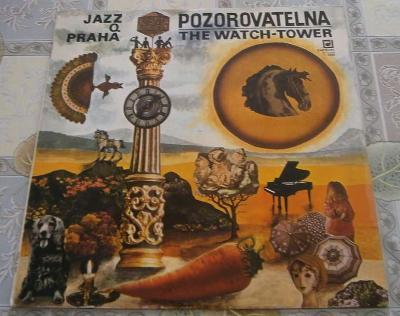LP - Jazz Q Praha - Pozorovatelna