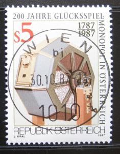 Rakousko 1987 Celostátní loterie Mi# 1904 0751