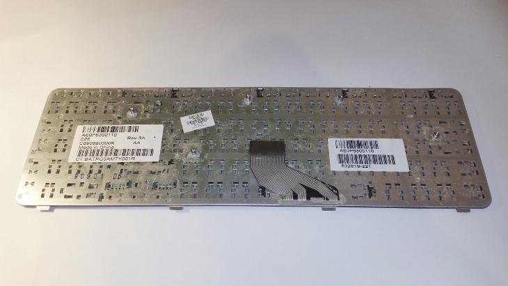 Klávesnice CZ AE0P6300110 z HP Presario CQ61 - Notebooky, příslušenství