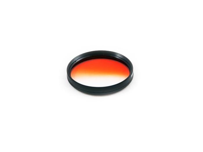 Přechodový filtr Oranžový SONY NEX-3KS NEX-5A NEX5 - Foto