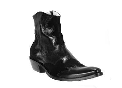 Kovbojské boty kůže vel 38 39 40 41 42 43 44 45 46