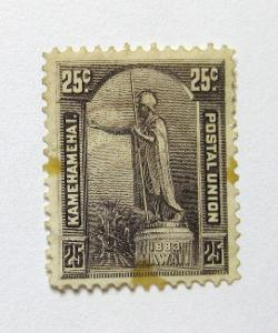 Havaj 1883 Král Kamehameha Mi# 32 Kat 180€ 0921