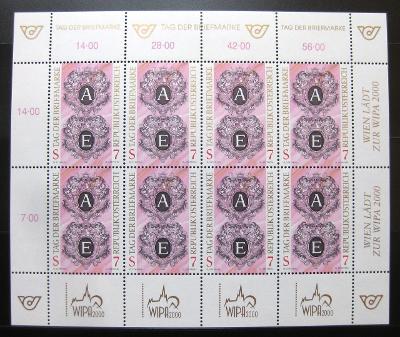 Rakousko 1997 Den známek Mi# 2220 Kat 12€ 0896
