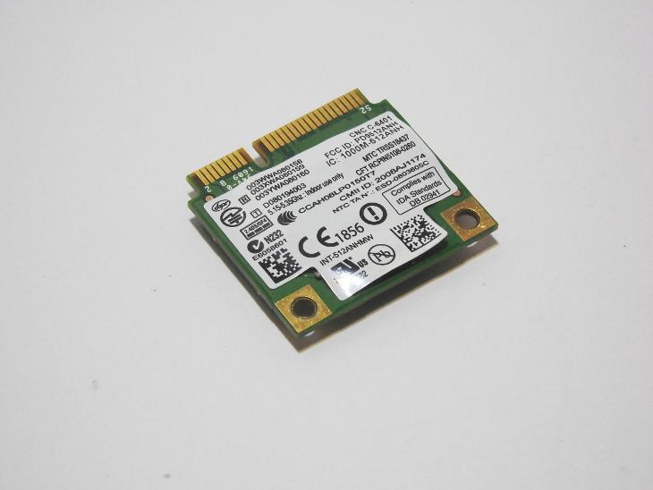 Wifi 512AN_HMW Wifi Link 5100 z SONY PCG-4R2M - Notebooky, příslušenství