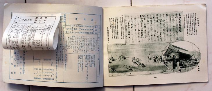 Japan, Japonsko, průvodce, brožura, Nikkó - Antikvariát