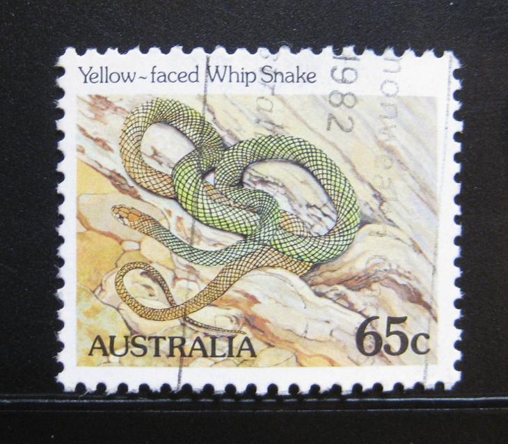 Austrálie 1982 Had Mi# 785 0989B - Filatelie