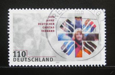 Německo 1997 Charitativní asociace Mi# 1964 0556