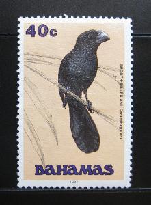 Bahamy 1991 Pták Mi# 743 I 0994B