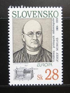 Slovensko 1994 Evropa CEPT Mi# 191 Kat 3.50€ 0374