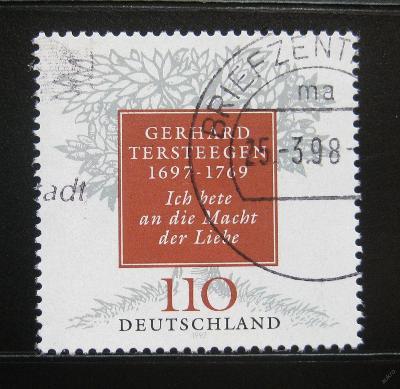 Německo 1997 Náboženská píseň Mi# 1961 0557
