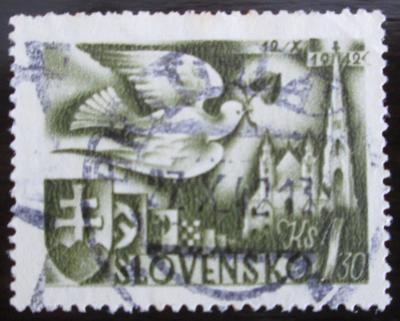 Slovensko 1942 Katedrála sv. Štěpána Mi# 103 0800