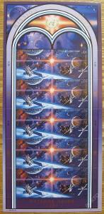 OSN Ženeva 1992 Vesmír SC# 221aMS 630Kc 0169