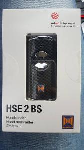Hormann HSE 2 BS CARBON dálkový ovladač pro vrata