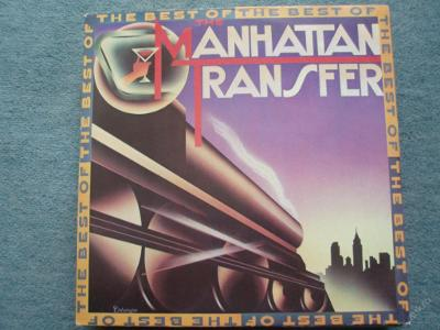 LP The best of/Manhattan Transfer