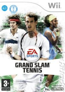 Wii - EA Sports Grand Slam Tennis