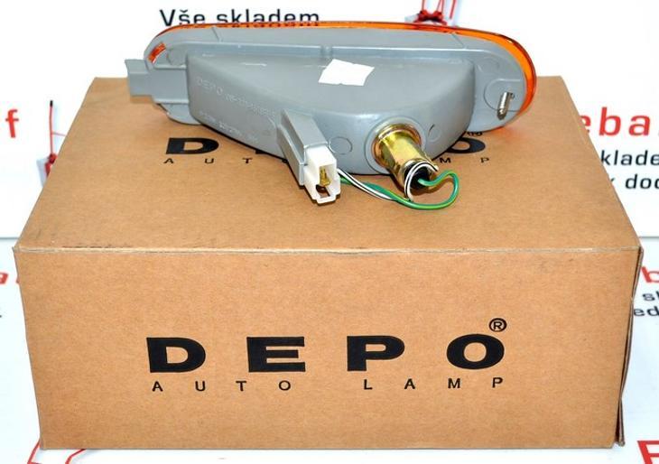 Pravý blikač - blinkr DAIHATSU CHARADE IV 93-96 - Náhradní díly a příslušenství pro osobní vozidla