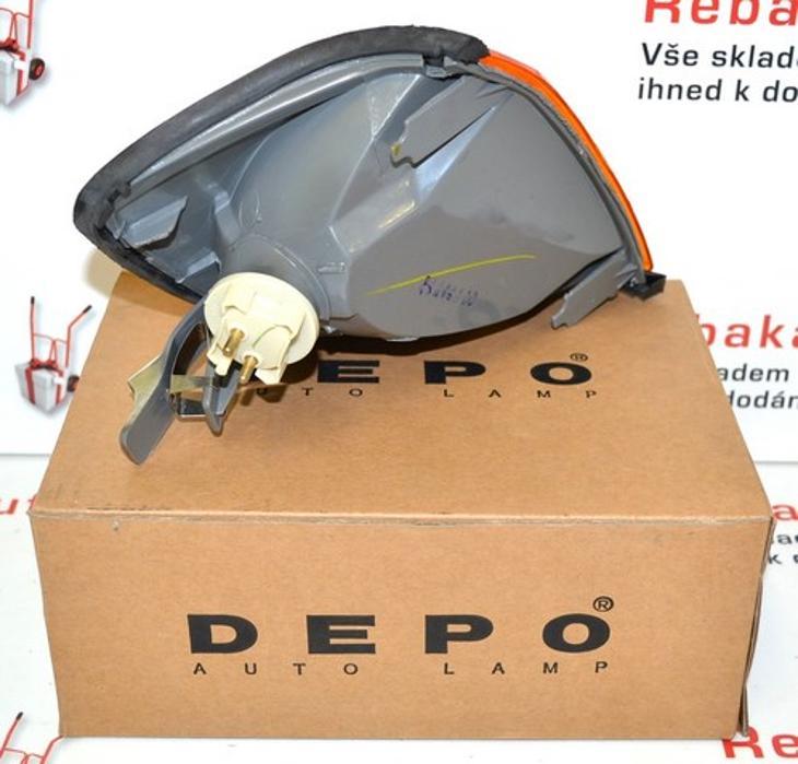 Levý blikač - blinkr MERCEDES BENZ S W140 91-94 - Náhradní díly a příslušenství pro osobní vozidla
