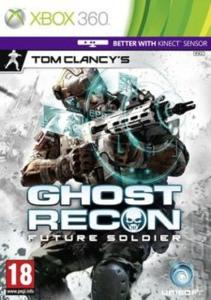 Xbox 360 - Tom Clancys Ghost Recon: Future Soldier KINECT