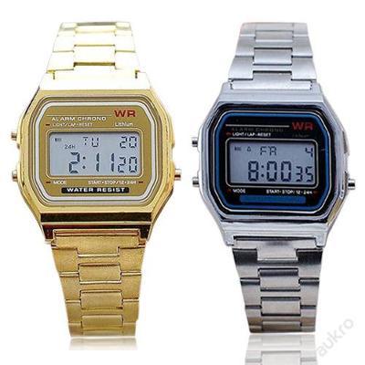 Digitální sportovní hodinky 2 barvy