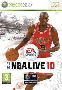 Wii - NBA Live 10