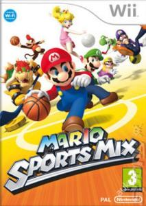 Wii - Mario Sports Mix